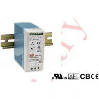 明纬安控系列DRC-60B台湾明纬导轨电源2端子高性能高质量