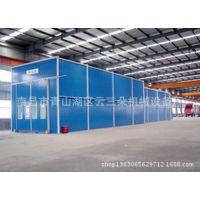 杭州市五金机械环保型烤漆房喷漆房设备  除尘设备  高温烘房烤房