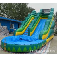 大型儿童气模玩具 充气堡 充气蹦蹦床 充气滑梯 迪士尼充气城堡