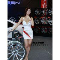 汽车展销会促销服定制 新车发布会汽车模促销服服装定做 上海工厂