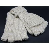 2014新款秋冬女士毛线保暖手套 义乌手套批发 厂家直销 魔术手套