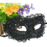 时尚欧美个性情趣舞会性感蕾丝面具表演化妆圣诞舞会眼罩蕾丝眼罩