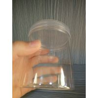 蜂蜜塑料罐,中药塑料罐,透明塑料罐,500ml塑料罐