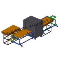 南海玻璃机械外观设计,南海玻璃机械工业设计