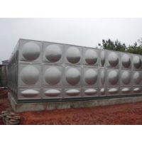 泾阳玻璃钢水箱经销商 RV-66泾阳消防水箱 润捷水箱