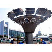 扬州弘旭照明优质生产高杆灯25米6火户外照明高杆灯
