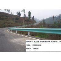供应甘孜康定县折多山喷塑公路波形护栏板现货价格