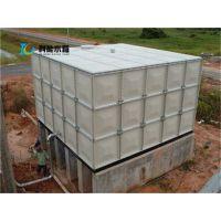 天津装配式玻璃钢水箱加工定制 德州科能直销玻璃钢消防水箱 物美价廉
