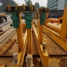 立杆式旋臂吊,车间厂房用BZD型悬臂式起重机,亚重,起升高度3m,起重3t,工作直径6.4m