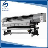 厂家直销UV数码印刷机 UV卷材机打印机 彩惟UV卷对卷打印机