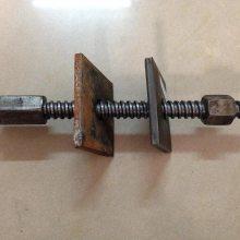 昆明止水丝杆紧固件销售价格、昆明钢材加工、焊接、汽运