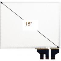 上海触摸屏0知名品牌AMT厂家供应3-24寸工业级多点防水电容屏