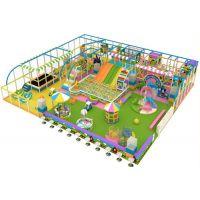 丹阳市淘气堡室内儿童乐园生产厂家