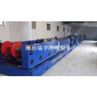 电缆桥架成型设备 电缆桥架全自动生产线 山东专业冷弯成形厂家