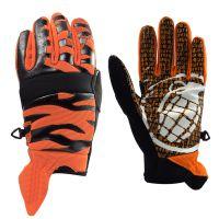 NEFF单双板滑雪手套  防风防水保暖分指防滑刮冰手套 硅胶手掌