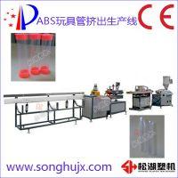 东莞优质精密PVC透明管挤出机生产线价格