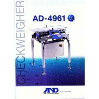 日本A&D艾安得重量分选秤/重量选别机/检重机