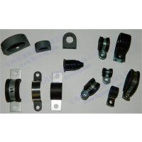 福建福莱通不锈钢R型卡箍Rubber Lined Metal P-Clips R clamps