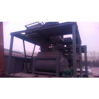 郑州海富90型混凝土搅拌站设备系统 安装调试