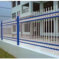 庭院铁艺围栏 别墅小区花园栅栏 锌钢围墙护栏 室外隔离防护铁栅栏