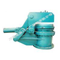 供应石阀一厂环球牌液动四连杆煤气放散阀(FS743Y/X-2.5B DN250-DN800)