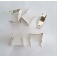 五金配件,五金冲压件,PQ变压器铁夹,东莞生产磷铜镀锡