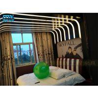 宾馆简易软体床-成人电动床-方形情趣床-漫炫厂家直销定做床