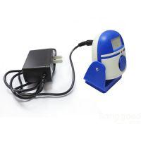 红外感应门铃迎宾器报警器 可定制语音欢迎光临感应门铃 迎客门铃
