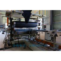 连云港PVC橡胶阻尼片材挤出机|橡胶阻尼板材挤出设备