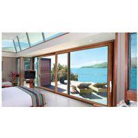铝合金门窗安装、海阳市铝合金门窗、银豪门窗
