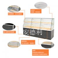 广州抽屉式面包展示柜面包柜价格