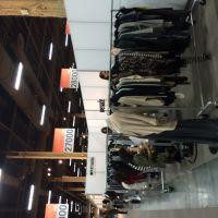 2015年9月巴西圣保罗GO TEX纺织服装面料展览会