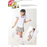 新款六一小学生校服儿童英伦学院派童装幼儿园服班服夏季短袖套装