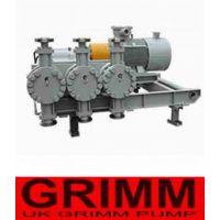进口三柱塞高压隔膜往复泵供应商 英国格林