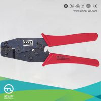 厂家直销插塞型接头专用钳 HS-11011欧洲型棘轮式压线钳