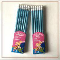 顺手牌 新款三角铅笔 珠光系列 环保塑料铅笔 HB学生写字绘图铅笔