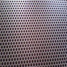 铝板冲孔网 商场货架网 隔音圆孔网