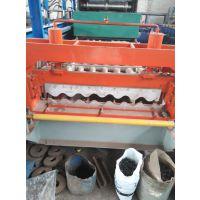 780型大圆弧机械钢材机械 河北省压瓦机厂家