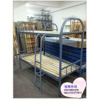 合肥哪里有上下铺床出售,合肥厂家出售上下铺床铁架双层床