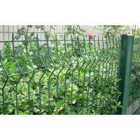 荆州园林别墅三角折弯护栏、欧式小区折弯防护围网美观牢固、居民楼防护隔离围栏