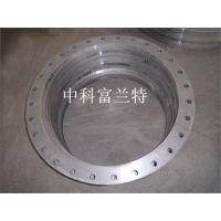 平焊法兰碳钢材质_中科富兰特(图)_平焊法兰大口径