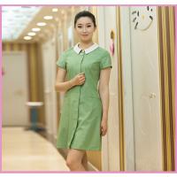 供应天津医院护士服订做不起球不褪色修身护士服订做HSFD-04