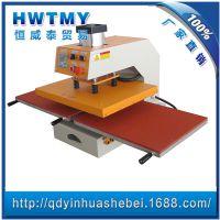 气动双工位烫画机 气动双工位压烫机 热转印设备转印机 厂家直销