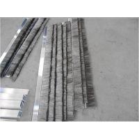 厂家批发 供应钢丝 铜丝 尼龙丝 剑麻条刷  工业毛刷  欢迎选购