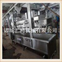 诸城汇鸿机械(图),薯条加工设备生产线,薯条加工设备