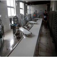 洛阳水饺加工设备,输送带流水线,食品冷冻隧道订制厂家