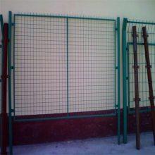 旺来公园铁丝围网 安全隔离栅 车站围墙铁丝网