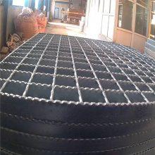 旺来齿形格栅板 热镀锌钢格栅盖板价格 玻璃网格板