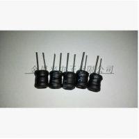 国产8*10 1MH 4MH 直插电感/工字型电感/共模电感/绕线电感