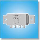陕西中盛凯捷供应军品165小型磁保持继电器2JB2-2